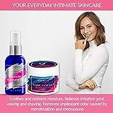 Feminine Intimate Oil Spray & Organic Vulva Balm