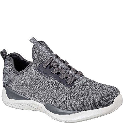 Skechers Mens Matrixx-guyton Fashion Sneakers Carboncino D (m) Us Charcoal