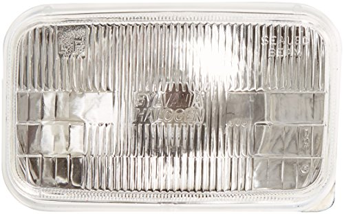 046135308130 - SYLVANIA H4703 Basic Halogen Sealed Beam Headlight 92x150, (Contains 1 Bulb) carousel main 0