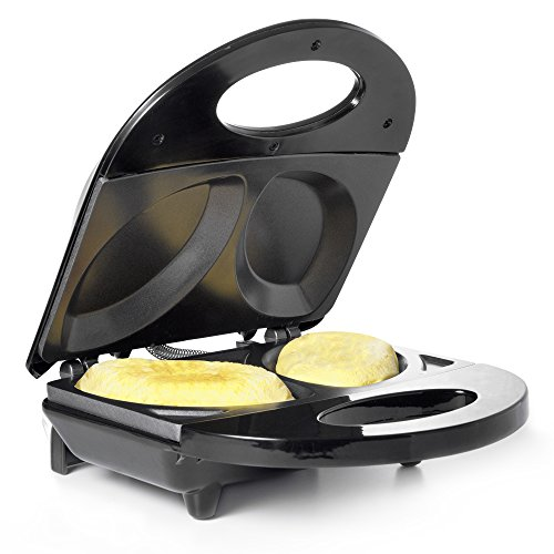 Holstein Housewares HF-09010B Fun Omelet Maker - Black (Omlette Maker Electric)