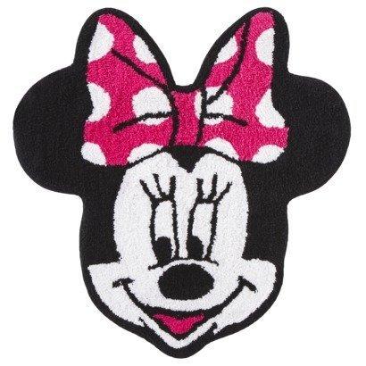 Disney Minnie Mouse Bath Rug, 26.5 By 28 Inch