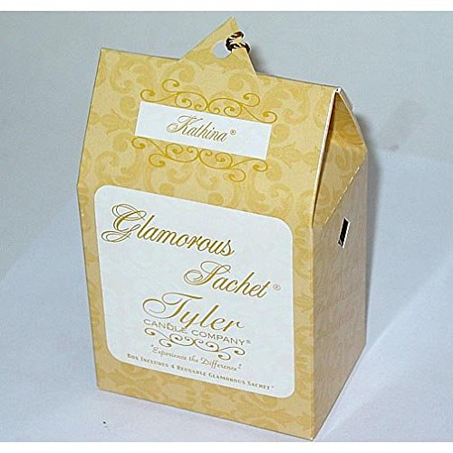 Tyler Candle Glamorous Sachet Set of 4 Boxes of 4 - Kathina by Tyler Candle
