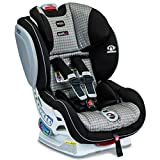 Britax Advocate Clicktight Convertible Car Seat - 3 Layer Impact Protection - Rear & Forward Facing - 5 to 65 Pounds, Venti