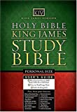 The King James Study Bible Personal Size, Thomas Nelson, 0718000811
