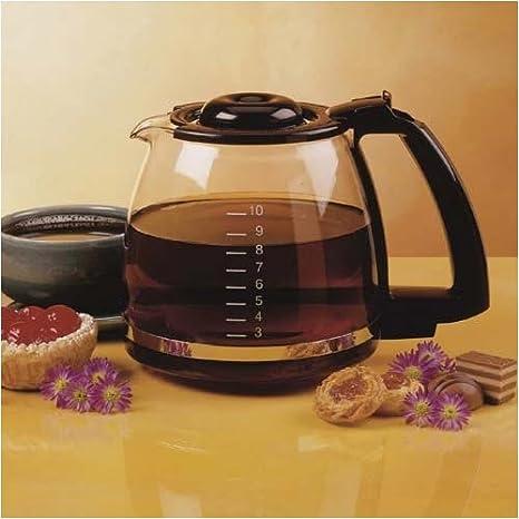 Amazon.com: Melitta membcfb Sustitución jarra Molino & Brew ...
