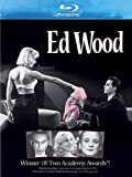 Ed Wood [Blu-ray] by Touchstone Home Entertainment