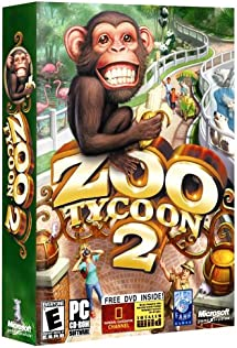 zoo tycoon 2 ultimate collection with save extras