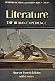 Literature : The Human Experience, , 0312002858