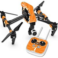 Skin For DJI Inspire 1 Quadcopter Drone – Ocd Gymnast | MightySkins Protective, Durable, and Unique Vinyl Decal wrap cover | Easy To Apply, Remove, and Change Styles | Made in the USA