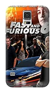 fashionable Cool Fast and Furious designed TPU Phone Case Cover Skins for Samsung Galaxy s5 by lolosakes