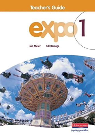 expo 1 teachers guide with cd rom gill ramage jon meier rh amazon ca Teacher Guide Book Teacher Resource Guide