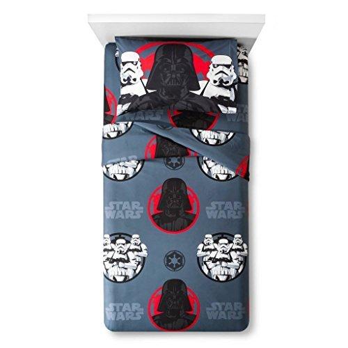 - Star Wars Twin Flannel Sheet Set