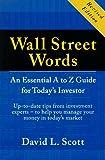 Wall Street Words, David L. Scott, 0395853923