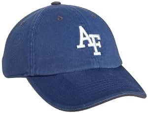 Air Force Falcons Adult Adjustable Hat, Blue