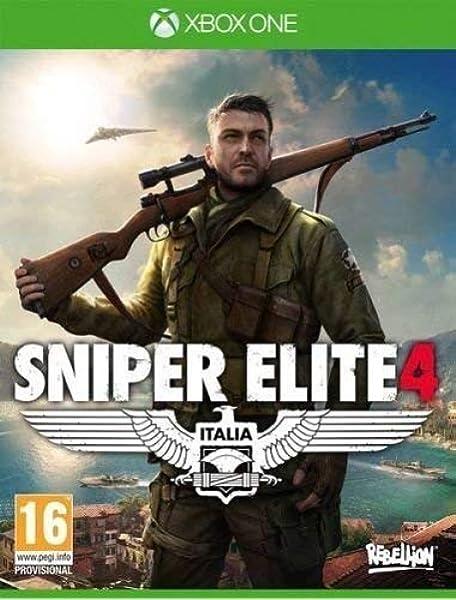 Sniper Elite 4 - Xbox One [Importación inglesa]: Amazon.es ...