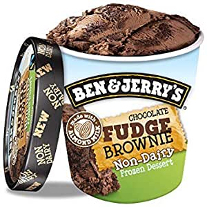 Ben & Jerrys Chocolate Fudge Brownie Helado 500ml (Libre de ...