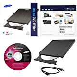 Samsung USB 2.0 Ultra Portable External DVD Writer Model SE-218CB/RSBS