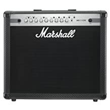 Marshall MG4 Carbon Series MG101CFX 100 Watt Guitar Combo Amplifier with 4 Programmable Channels, Effects, MP3 Input