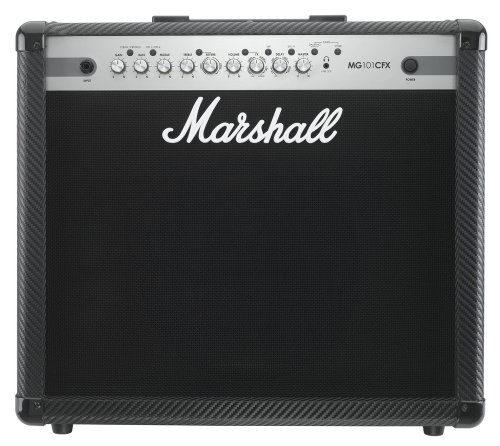Amazon.com: Marshall MG101CFX MG Series 100-Watt 1x12-Inch Guitar Combo Amp: Musical Instruments