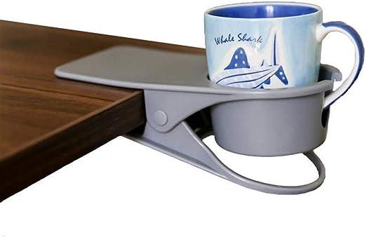 Amazon Com Xia Zihan Cup Holder Clip Table Desk Side Bottle Cup