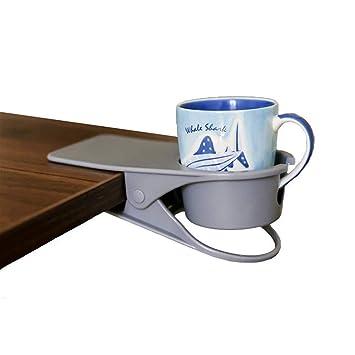 Tremendous Amazon Com Xia Zihan Cup Holder Clip Table Desk Side Download Free Architecture Designs Rallybritishbridgeorg