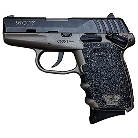 Tractiongrips for SCCY CPX-2 Pistols