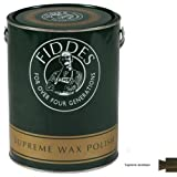 Fiddes Supreme Jacobean Wood Wax Polish/Restorer 5ltr by Fiddes
