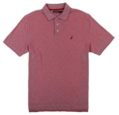 nautica-mens-short-sleeve-knit-polo-golf-shirt-large-persian-red