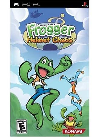 Frogger: Helmet Chaos - Sony PSP (DVD-Rom)