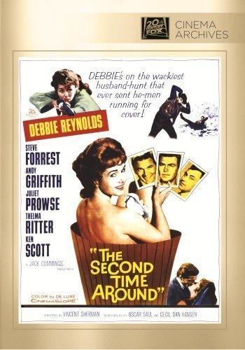 The Second Time Around by Twentieth Century Fox Film Corporation by Vincent Sherman by Twentieth Century Fox Film Corporation