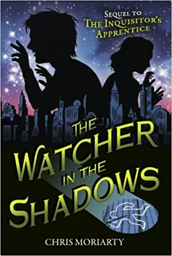 The Watcher in the Shadows (Inquisitor's Apprentice, Book 2)