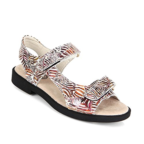 """Icon Women's Golf Sandal with Moisture Wicking in """"Stream..."""