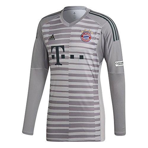 (adidas Bayern Munich Home Goalkeeper Jersey 2018/2019 - XXL)