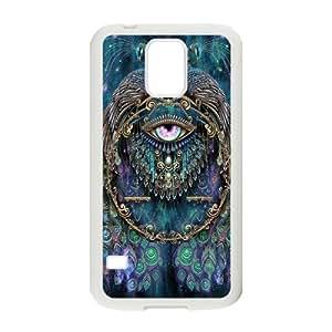 SamSung Galaxy S5 G9006V Eyes Phone Back Case DIY Art Print Design Hard Shell Protection MN087228