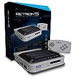 Hyperkin RetroN 5 Retro Video Gaming System - Grey