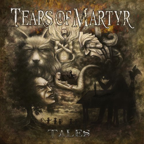 Tears of Martyr: Tales (Audio CD)