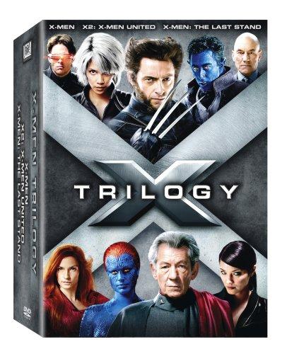 X Men Trilogy X2 United 3 The Last Stand Bilingual Amazonca Patrick Stewart Hugh Jackman Ian McKellen Halle Berry Famke Janssen