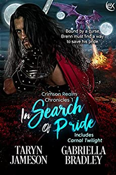 In Search of Pride (Crimson Realm Chronicles Book 1) by [Jameson, Taryn, Bradley, Gabriella]