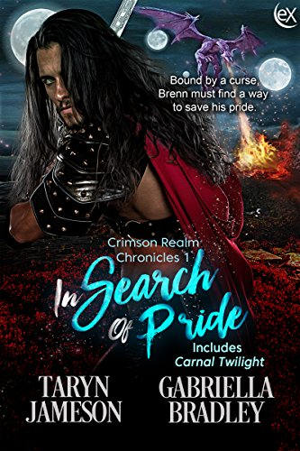 In Search of Pride (Crimson Realm Chronicles Book 1) by [Jameson, Taryn, Bradley, Gabriella]