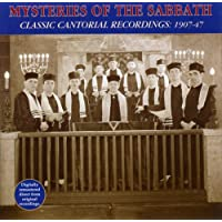 VARIOUS - MYSTERY OF THE SABBATH - CLASSIC CANTORI