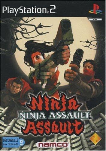 Ninja Assault - Playstation 2 - PAL [Importación Inglesa ...