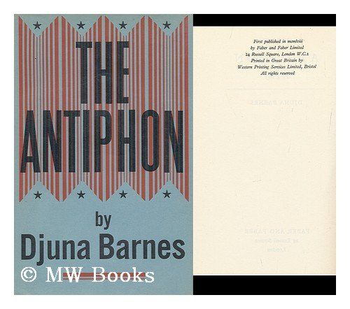 THE ANTIPHON: A Play. ebook