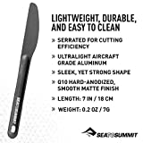 Sea to Summit Alpha Light Knife with Carabiner