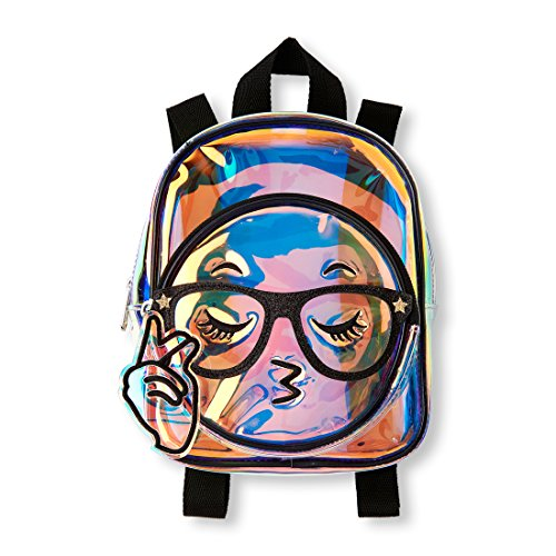 The Children's Place Big Girls' Backpack, Multi CLR 00313, NO Size
