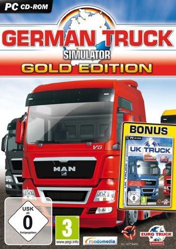 German Truck Simulator: Gold-Edition [Importación alemana]: Amazon.es: Videojuegos