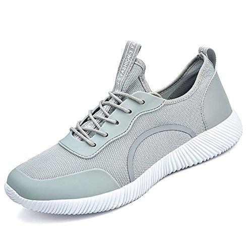 Mocassini Uomo Gray Shufang shoes Light q6fwWzv