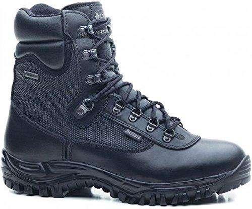 BESTARD Men's Hiking Boots Black Black 0GVIVVSEDU