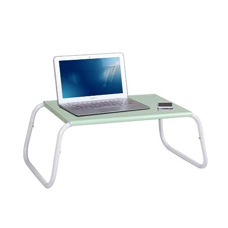 Mesa Chunlan Verde Escritorio para Laptop Adecuado para Café ...