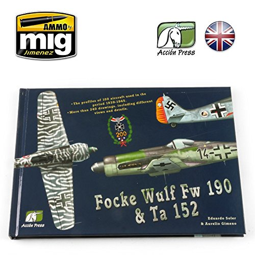 AMMO by Mig AMMEURO020 Accion Press - Focke Wulf Fw for sale  Delivered anywhere in USA