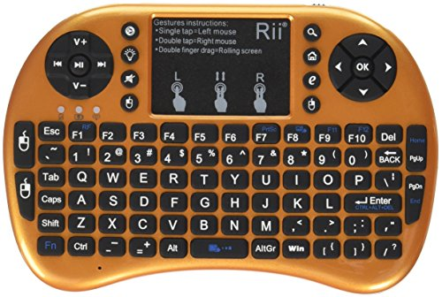 Rii i8 Wireless Keyboard Rechargable product image